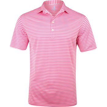 Johnnie-O Ryder Prep-Formance Striped Shirt Polo Short Sleeve Apparel
