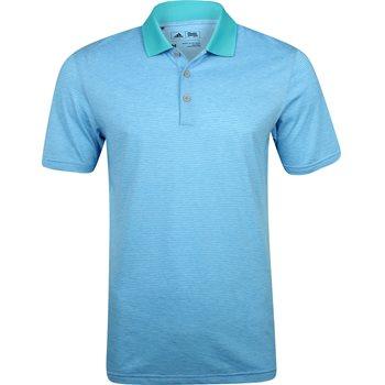 Adidas Club Cotton-Hand Mini Stripe Shirt Polo Short Sleeve Apparel