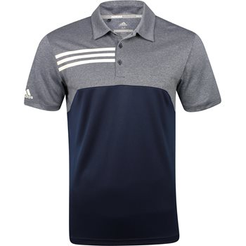 Adidas 3-Stripes Heather Block Shirt Apparel