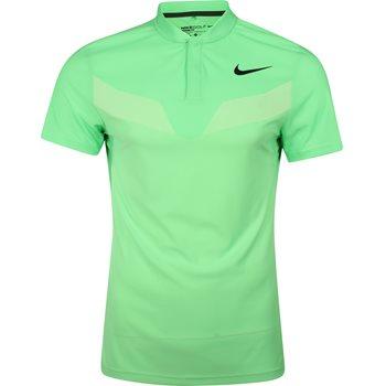 Nike Major Moment Fly Blade Shirt Polo Short Sleeve Apparel