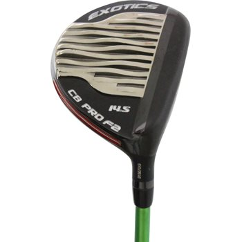 Tour Edge Exotics CB Pro F2 Fairway Wood Preowned Golf Club