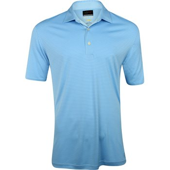 Greg Norman ML75 Tonal Stripe 434 Shirt Polo Short Sleeve Apparel
