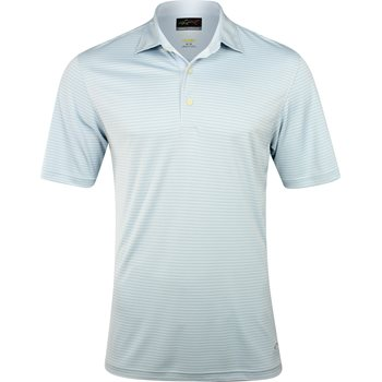 Greg Norman ML75 Tonal Stripe 434 Shirt Polo Short Sleeve Apparel