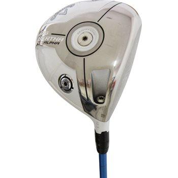 Callaway Big Bertha Alpha uDesign White Driver Preowned Golf Club