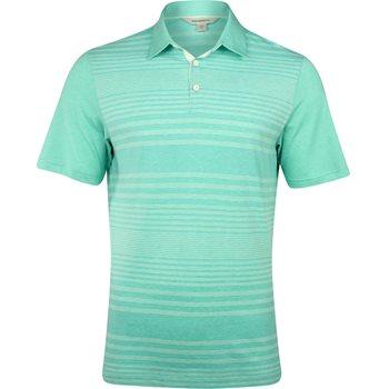 Ashworth Single Dye Eco Heather Shirt Polo Short Sleeve Apparel