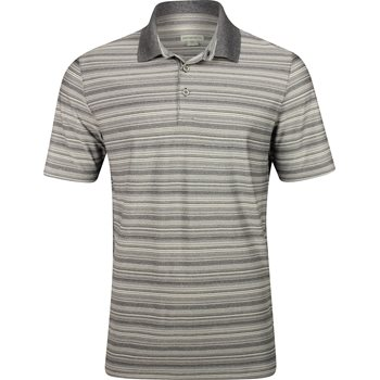 Ashworth Tonal Ombre Shirt Polo Short Sleeve Apparel