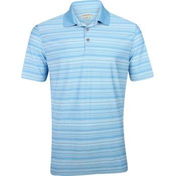 Ashworth Tonal Ombre Shirt Polo Short Sleeve Apparel