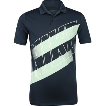 Nike Youth Victory Graphic Shirt Polo Short Sleeve Apparel