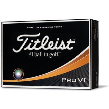 Titleist Pro V1 GlobalGolf Logo Golf Ball Balls