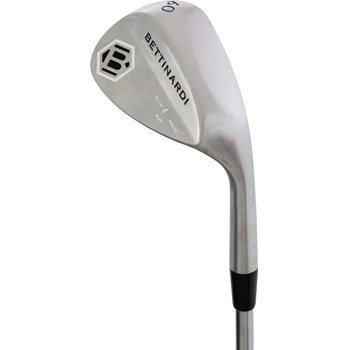 Bettinardi Forged H2 Satin Nickel Wedge Preowned Golf Club