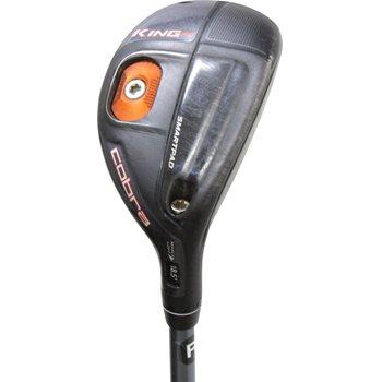Cobra King F6 Grey Hybrid Preowned Golf Club