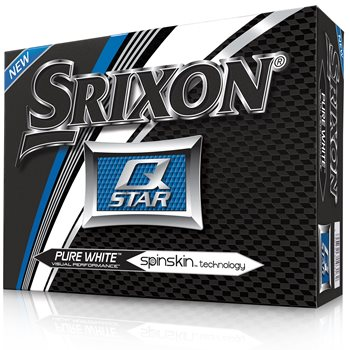 Srixon Q-Star 4 Golf Ball Balls