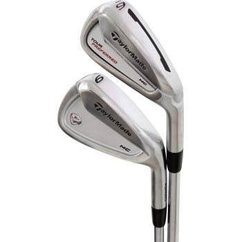 TaylorMade Tour Preferred MC/TP MC Japan Issue Combo Iron Set Preowned Golf Club