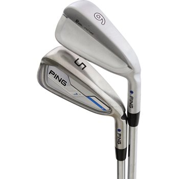Ping i Series E1/iBlade Combo Iron Set Preowned Golf Club