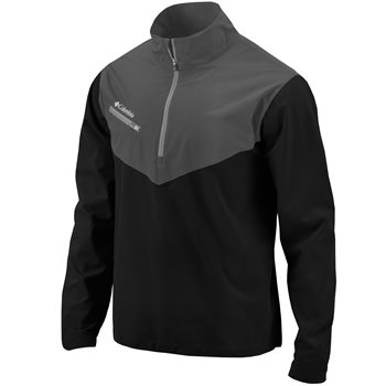 Columbia Omni-Wick Wicked Shot Outerwear Pullover Apparel