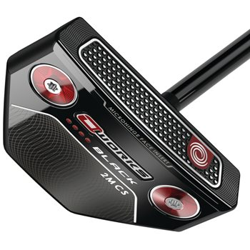 Odyssey O-Works Black #2M CS SuperStroke 2.0 Putter Golf Club