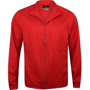 Greg Norman Full Zip Windbreaker Outerwear Wind Jacket Apparel