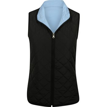 Golftini Reversible Wind Proof Outerwear Vest Apparel