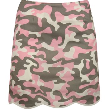 "Golftini Incognito Camouflage Stretch Cotton 19"" Skort Regular Apparel"