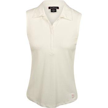 Golftini Classic Sleeveless Shirt Polo Short Sleeve Apparel