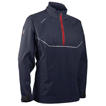 Sun Mountain Tour Series Spring 2018 L/S Pullover Rainwear Rain Shirt Apparel