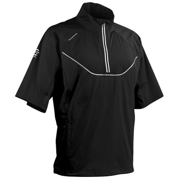 Sun Mountain Tour Series Spring 2018 S/S Pullover Rainwear Rain Shirt Apparel
