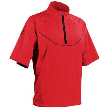 Sun Mountain Tour Series Spring 2018 S/S Pullover Rainwear Rain Shirt Apparel