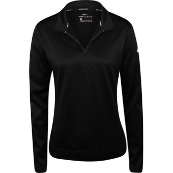Nike Therma Half Zip Fleece Outerwear Pullover Apparel