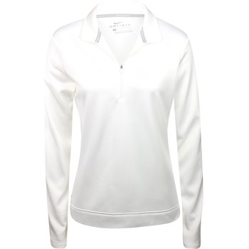 Nike Therma Half Zip Fleece Outerwear Pullover Apparel