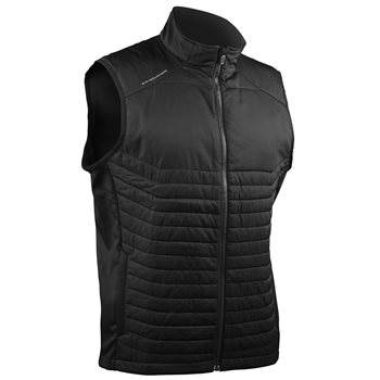 Sun Mountain Hybrid Wind Outerwear Vest Apparel