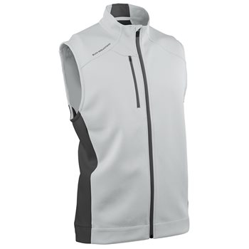 Sun Mountain ThermalFlex Full-Zip Spring 2018 Outerwear Vest Apparel