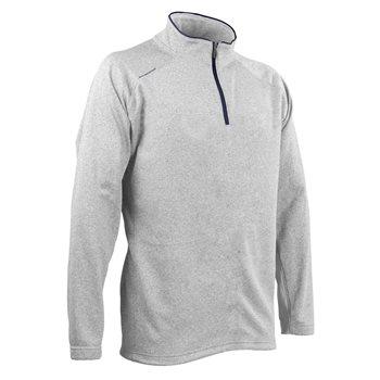 Sun Mountain Heathered Fleece Outerwear Pullover Apparel