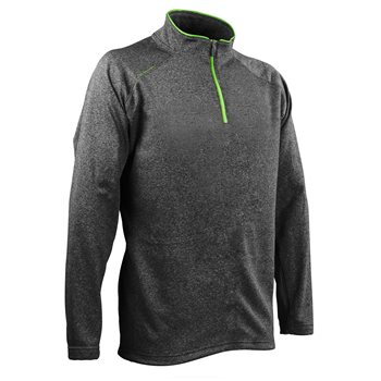 Sun Mountain Heathered Fleece Outerwear Pullover Apparel