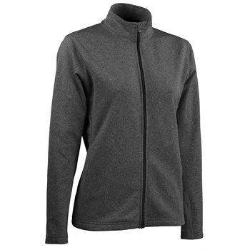 Sun Mountain Heathered Fleece Thermal Outerwear Apparel