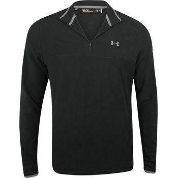 Under Armour UA Player ¼ Zip Fleece Outerwear Pullover Apparel