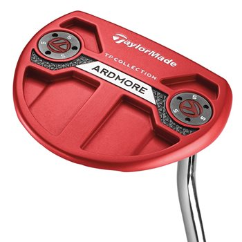TaylorMade TP Red Collection Ardmore SuperStroke Putter Clubs