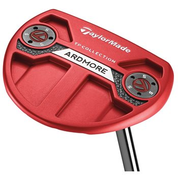 TaylorMade TP Red Collection Ardmore CS SuperStroke Putter Golf Club