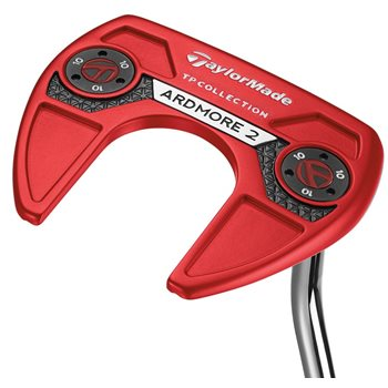 TaylorMade TP Red Collection Ardmore 2 SuperStroke Putter Clubs