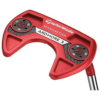 TaylorMade TP Red Collection Ardmore 3 SuperStroke Putter Clubs