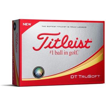Titleist DT TruSoft Golf Ball Balls