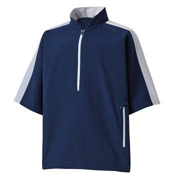 FootJoy Short Sleeve Sport Windshirt Outerwear Apparel