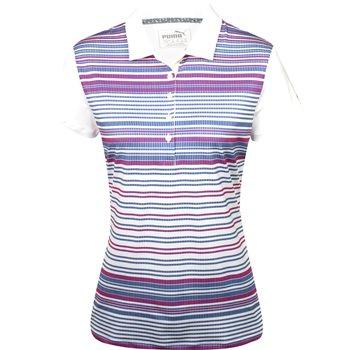 Puma W Road Map Shirt Polo Short Sleeve Apparel