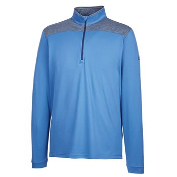 Adidas Lightweight UPF ¼ Zip Outerwear Apparel