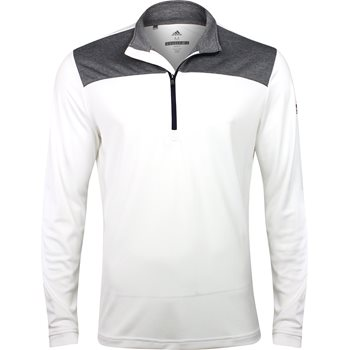 Adidas Lightweight UPF ¼ Zip Outerwear Pullover Apparel