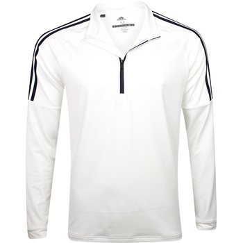 Adidas Classic 3-Stripes ¼ Zip Outerwear Pullover Apparel