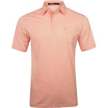 Johnnie-O Harper Striped 3-Button Shirt Apparel