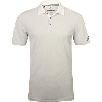 Adidas 2-Color Stripe Shirt Polo Short Sleeve Apparel