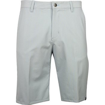 Adidas Ultimate 365 Gingham Stretch Y/D Shorts Apparel