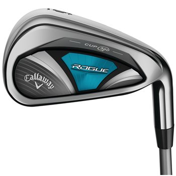 Callaway Rogue Iron Set Preowned Golf Club