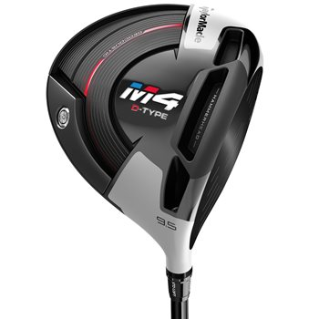 TaylorMade M4 D-Type Driver Preowned Golf Club
